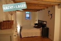 Gästezimmer Eifelsteig Nacht-Lager