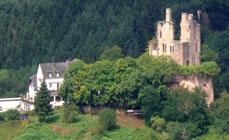 Restaurant Burg Ramstein