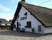 Cafe Höfen altes Eifelhaus