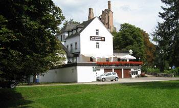 foto hotel restaurant burg ramstein